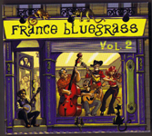 album France Bluegrass Volume 2