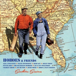 "album des Hoboes & Friends ""Southern Sessions"" 2015"