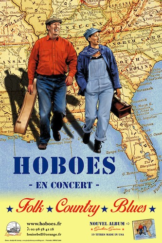 affiche Hoboes